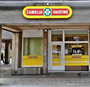 iškaba-Camelia