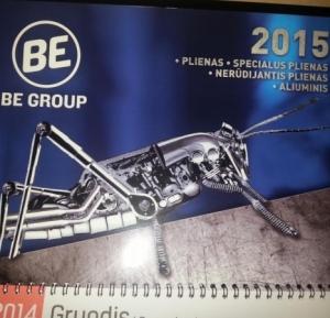 Reklaminis kalendorius