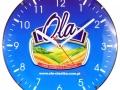 Laikrodis Nr. 502CHB. Matmenys Ø 250 mm,