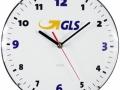 Laikrodis Nr. 502CHC. Matmenys Ø 250 mm.