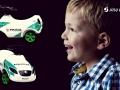 Mini automobilio apklijavimas