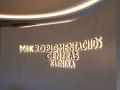 Šviečiančios inkrustuotos tūrinės raidės