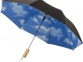 Skėtis-Blue-skies-21-foldable-automatic-umbrella