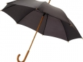 Skėtis-Jova-23-umbrella-with-wooden-shaft-and-handl